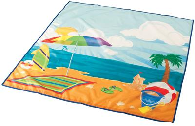 Pacific Play Tents Seaside Beach Mat
