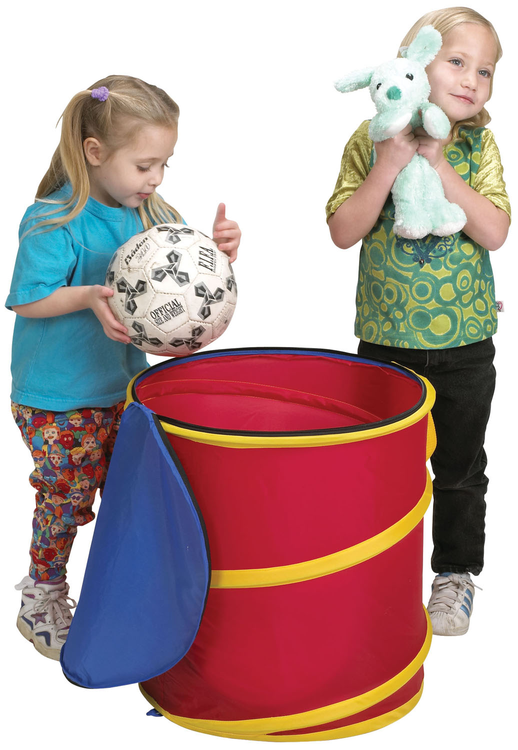 Pacific Play Tents Ripstop Toy & Ball Tote - Institutional
