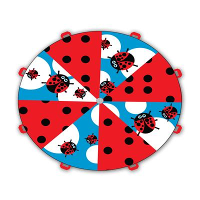Pacific Play Tents LadyBug Play Parachute