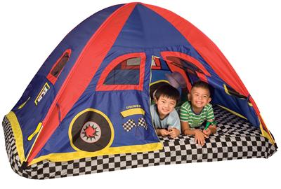Pacific Play Tents Red Racer Double Play Tent
