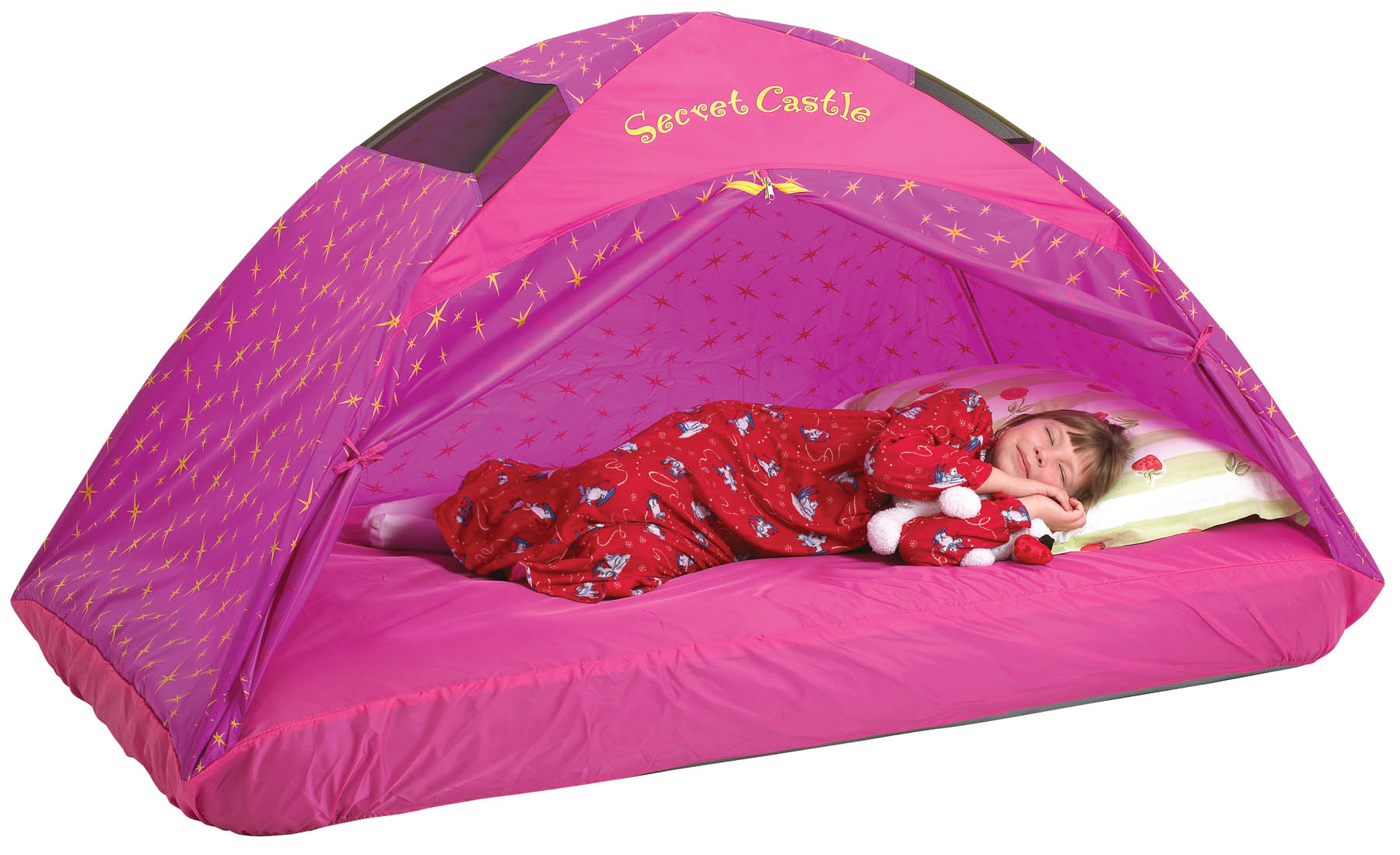 Pacific Play Tents Secret Castle Bed Play Tent