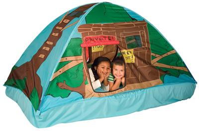 Pacific Play Tents Treehouse Bed Play Tents