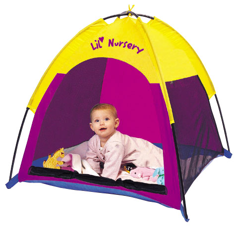 Pacific Play Tents Lil Nursery Play Tent
