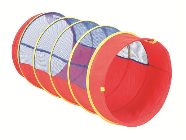 Pacific Play Tents Institutional 4 foot Fun Tube Play Tunnel