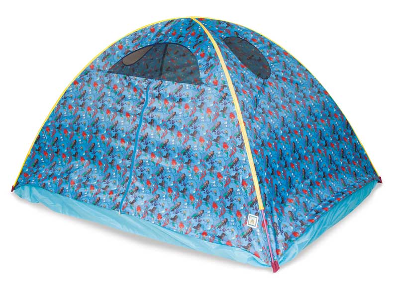 Pacific Play Tents My Favorite Mermaid Bed Tent - Twin