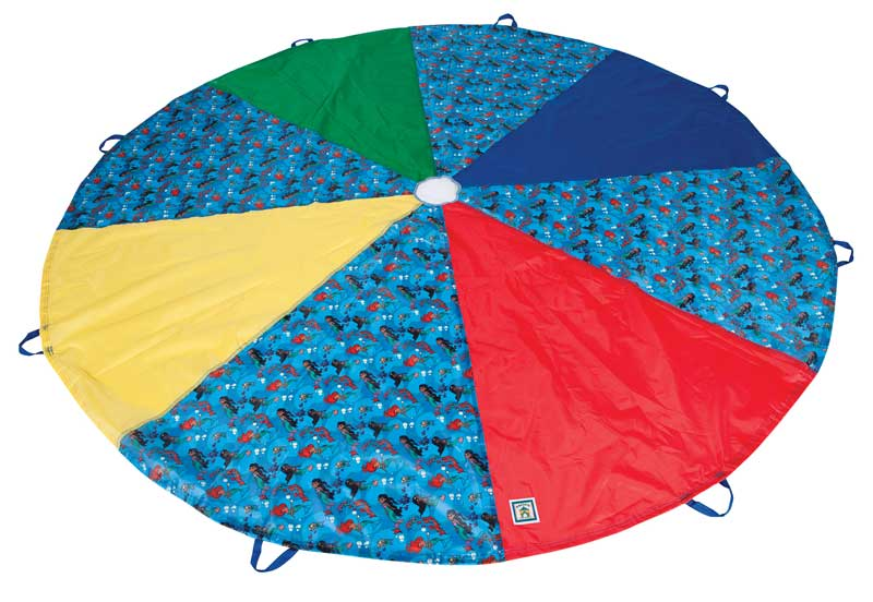 Pacific Play Tents My Favorite Mermaid 8Ft Parachute