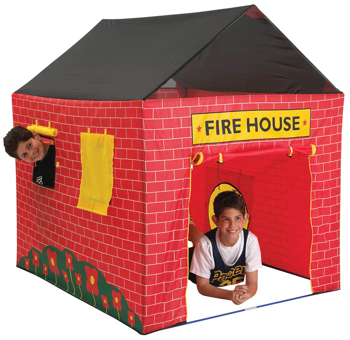 Pacific Play Tents Fire House Play Tent