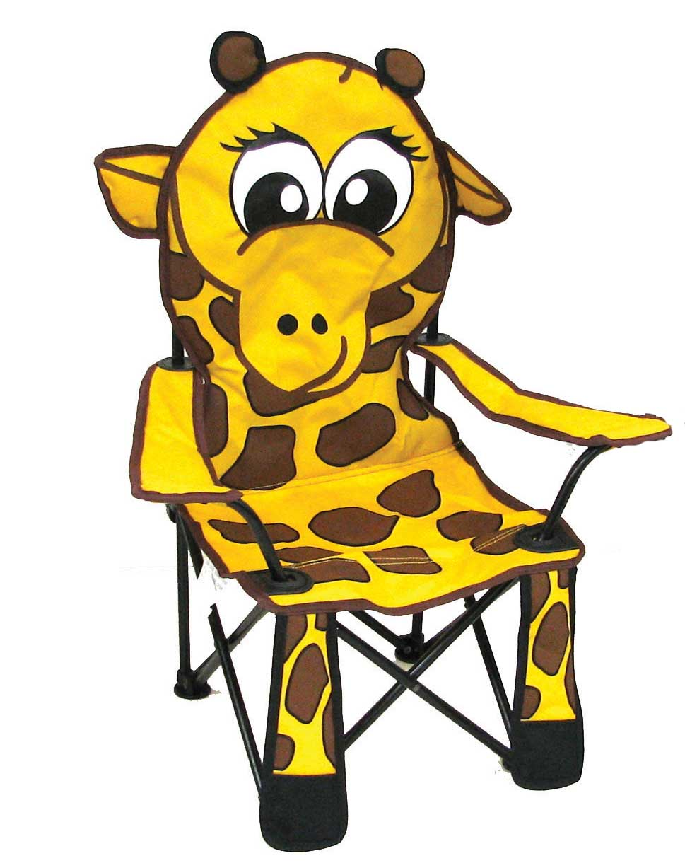 Pacific Play Tents George the Giraffe Chair